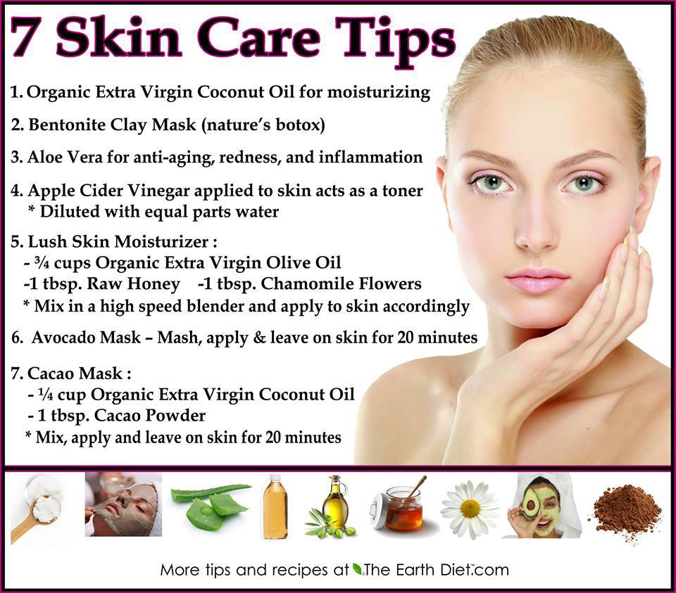 Skin care routine for oily skin home remedies